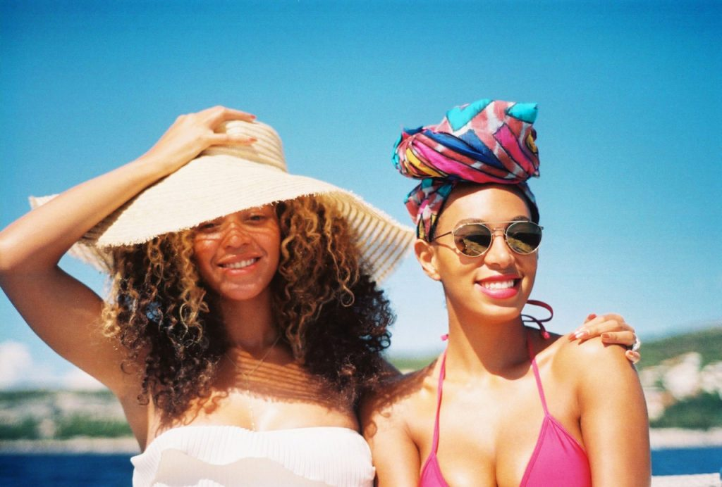 be and solange
