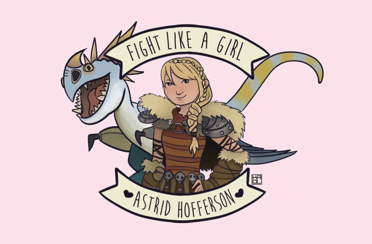 fight-like-a-girl-astrid