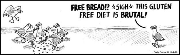 Gluten free nije šala