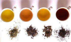 čajevi