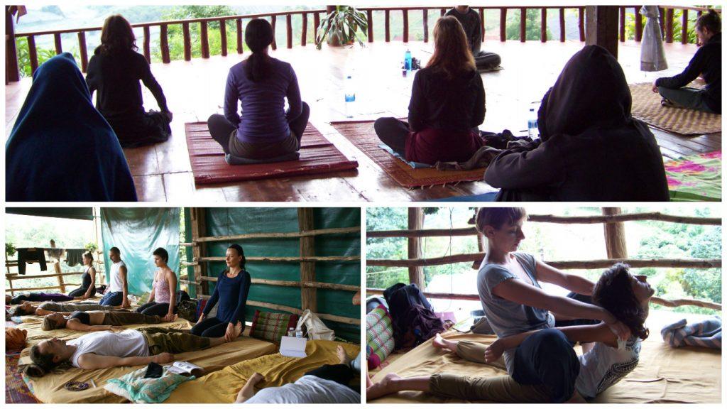 Natašin prvi susret sa Thai masažom