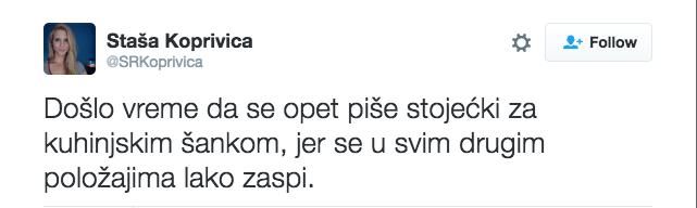 stasa tweet