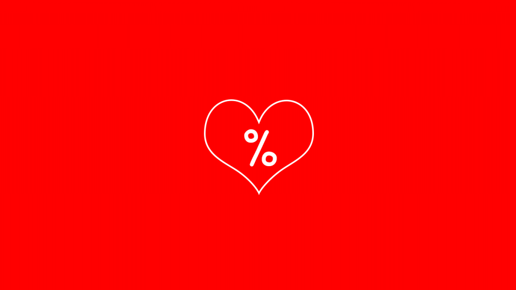 love percent