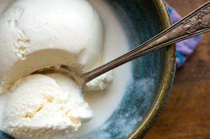 medeni sladoled