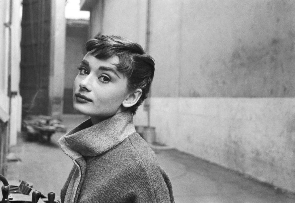 Audrey Hepburn 1954 © 2007 Mark Shaw