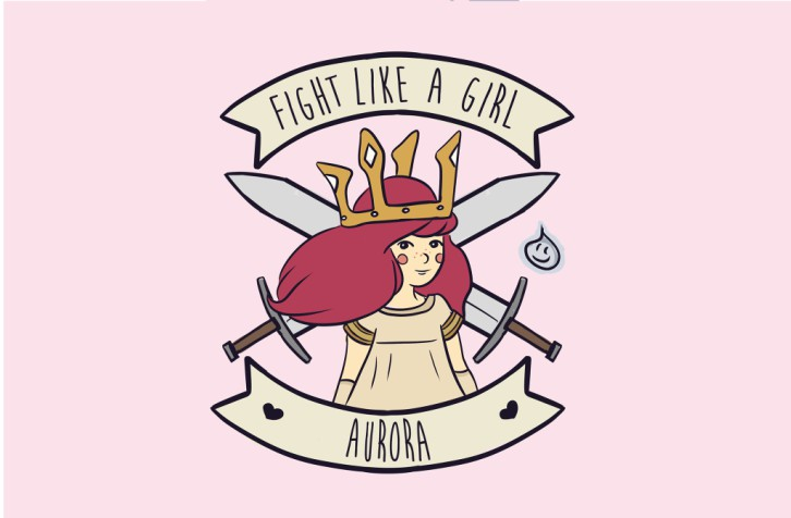 fight-like-a-girl-aurora