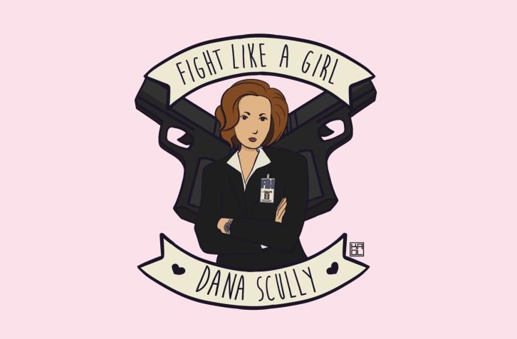 fight-like-a-girl-dana-scully