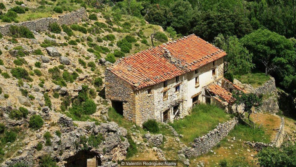 DDNWWR La Estrella, Teruel province, Aragon, Spain