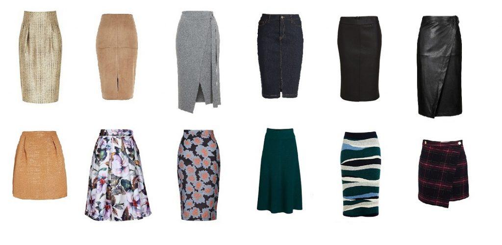 basic-suknje