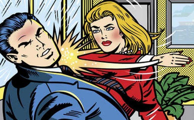 znakovi da se družite s nasilnim muškarcem