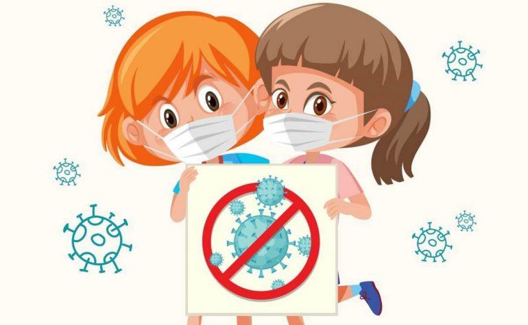 virusi kod djece