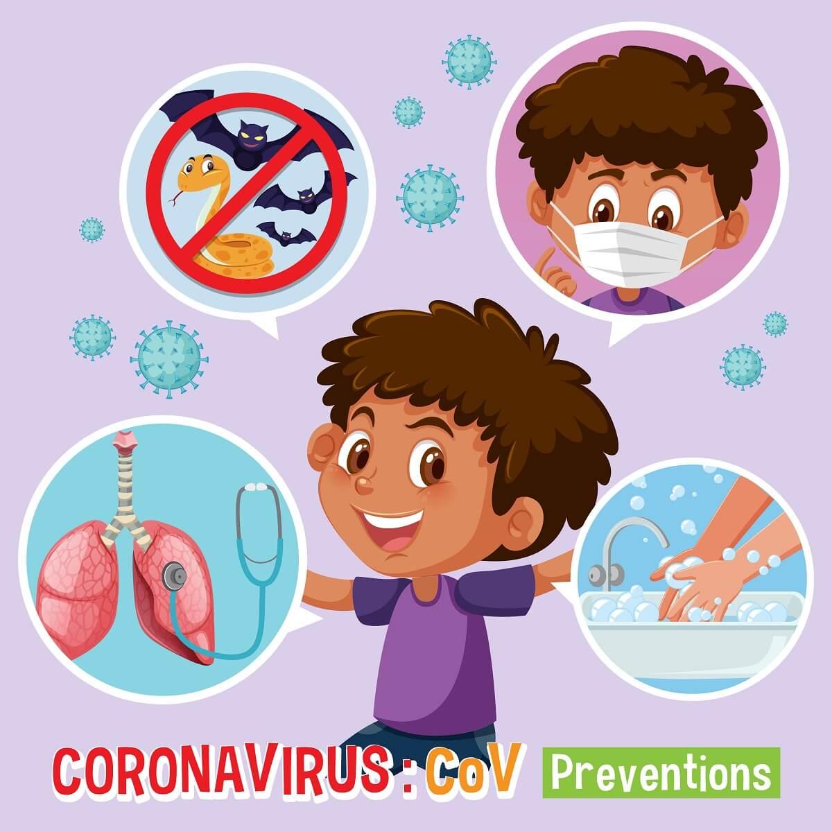 virusi kod djece)