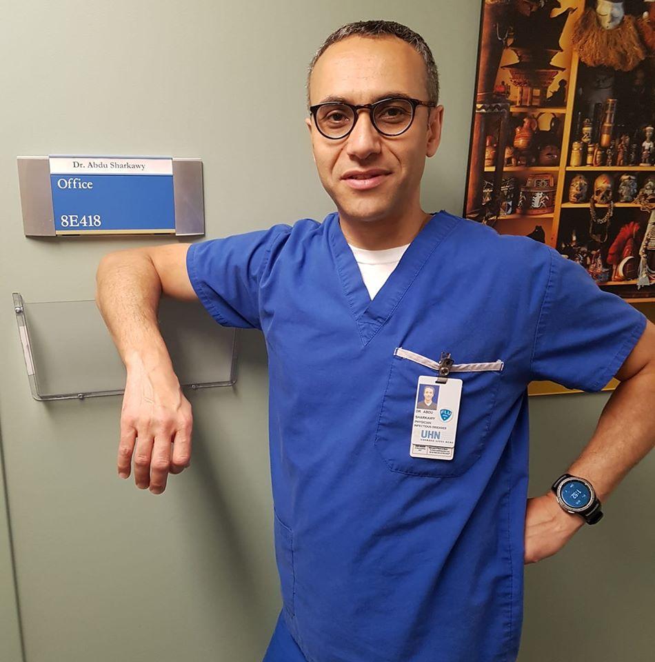 Liječnik sam evo što me zaista plaši u vezi korona virusa, / Sharkawy / Facebook